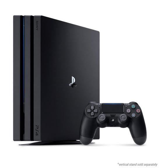 PlayStation 4 PRO 1TB Console - Fortnite for PS4 image