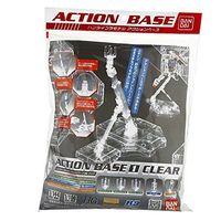 Gundam Action Base 1 - Clear