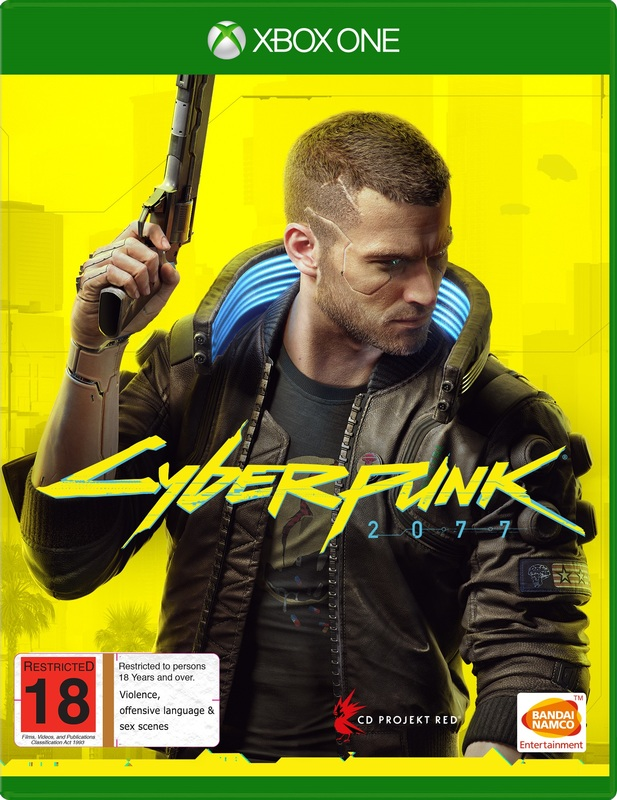 Cyberpunk 2077 Day One Edition for Xbox One