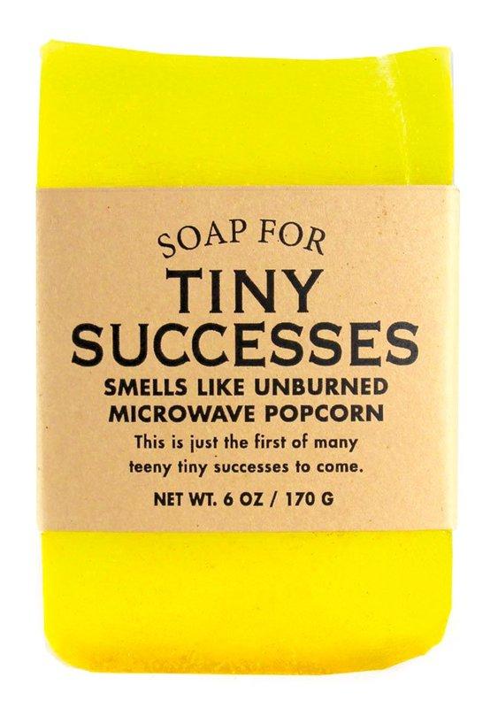 Whiskey River Co: Soap - Tiny Successes