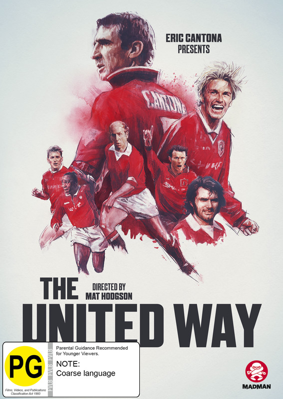 The United Way on DVD