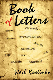 Book of Letters by Wash Kostinko image