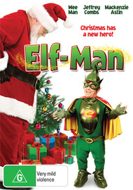 Elf Man on DVD