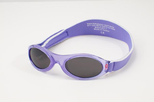 Banz Adventure Sunglasses - Lavender Flowers