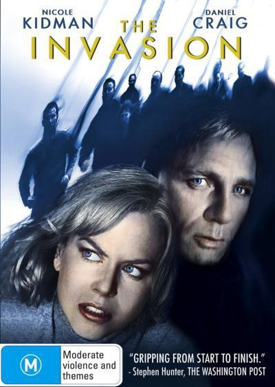 The Invasion on DVD
