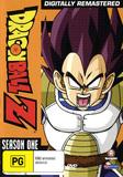 Dragon Ball Z - Season 1 on DVD