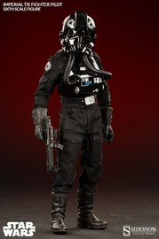 "Star Wars: Imperial Tie Fighter Pilot - 12"" Figure"