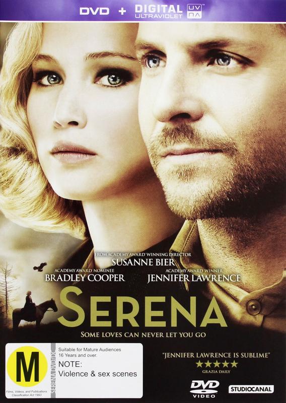 Serena on DVD