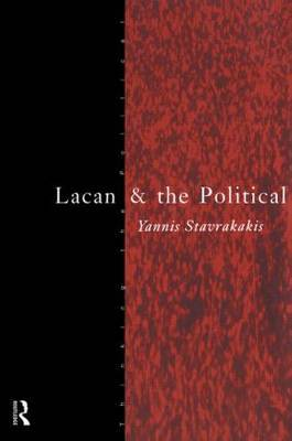 Lacan and the Political by Yannis Stavrakakis image