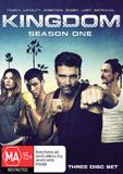 Kingdom Season 1 on DVD