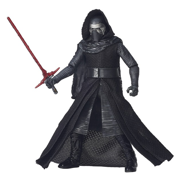 Star Wars The Black Series 6-Inch Kylo Ren Action Figure