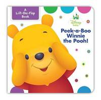 Disney Baby Peek-A-Boo Winnie the Pooh by Disney Book Group