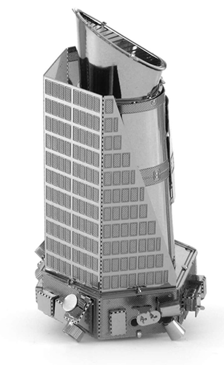 Metal Earth: Kepler Spacecraft - Model Kit image