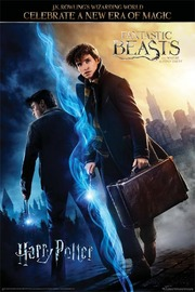 Harry Potter Fantastic Beasts Maxi Poster (619)