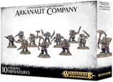 Warhammer Age of Sigmar Kharadron Overlords: Arkanaut Company
