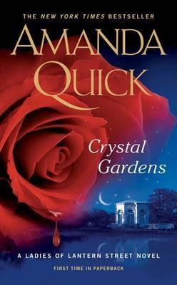 Crystal Gardens by Amanda Quick image
