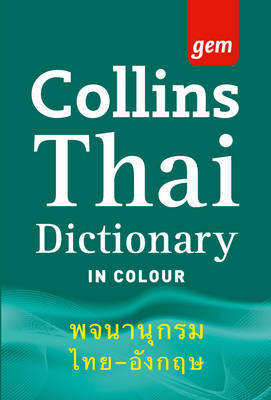 Collins GEM Thai Dictionary by Collins Dictionaries
