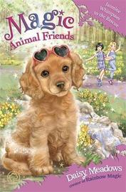 Magic Animal Friends: Jasmine Whizzpaws to the Rescue by Daisy Meadows