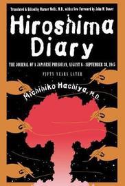 Hiroshima Diary by Michihiko Hachiya image