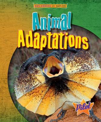 Animal Adaptations by Louise And Richard Spilsbury image