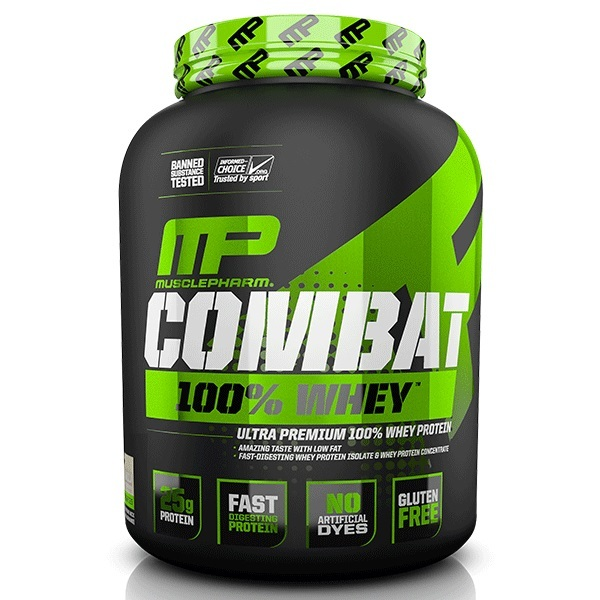 Musclepharm Combat 100% Whey Cookies & Cream (2.27kg) image