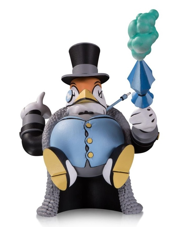 "DC Artist Alley: Penguin (Joe Ledbetter) - 6.75"" Limited Edition Statue"