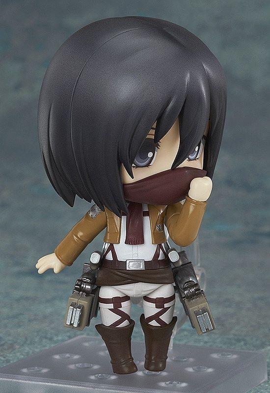 Attack on Titan: Mikasa Ackerman - Nendoroid Figure image