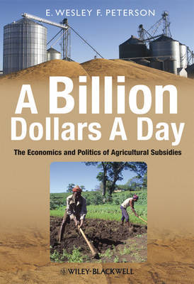 A Billion Dollars a Day by E.Wesley F. Peterson image