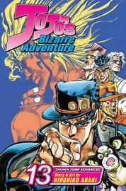 Jojo's Bizarre Adventure: Part 3--Stardust Crusaders, Vol. 13 by Hirohiko Araki