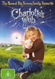 Charlotte's Web on DVD
