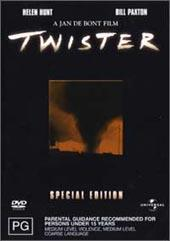 Twister - Special Edition on DVD
