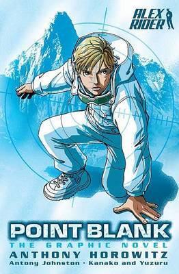 Point Blank: The Graphic Novel  (Alex Rider 2) by Anthony Horowitz image