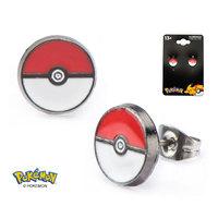 Pokemon Pokeball Earrings