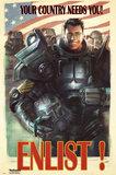 Fallout 4: Maxi Poster - Enlist (461)