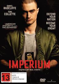 Imperium on DVD