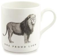Roderick Field Mug (One Proud Lion)