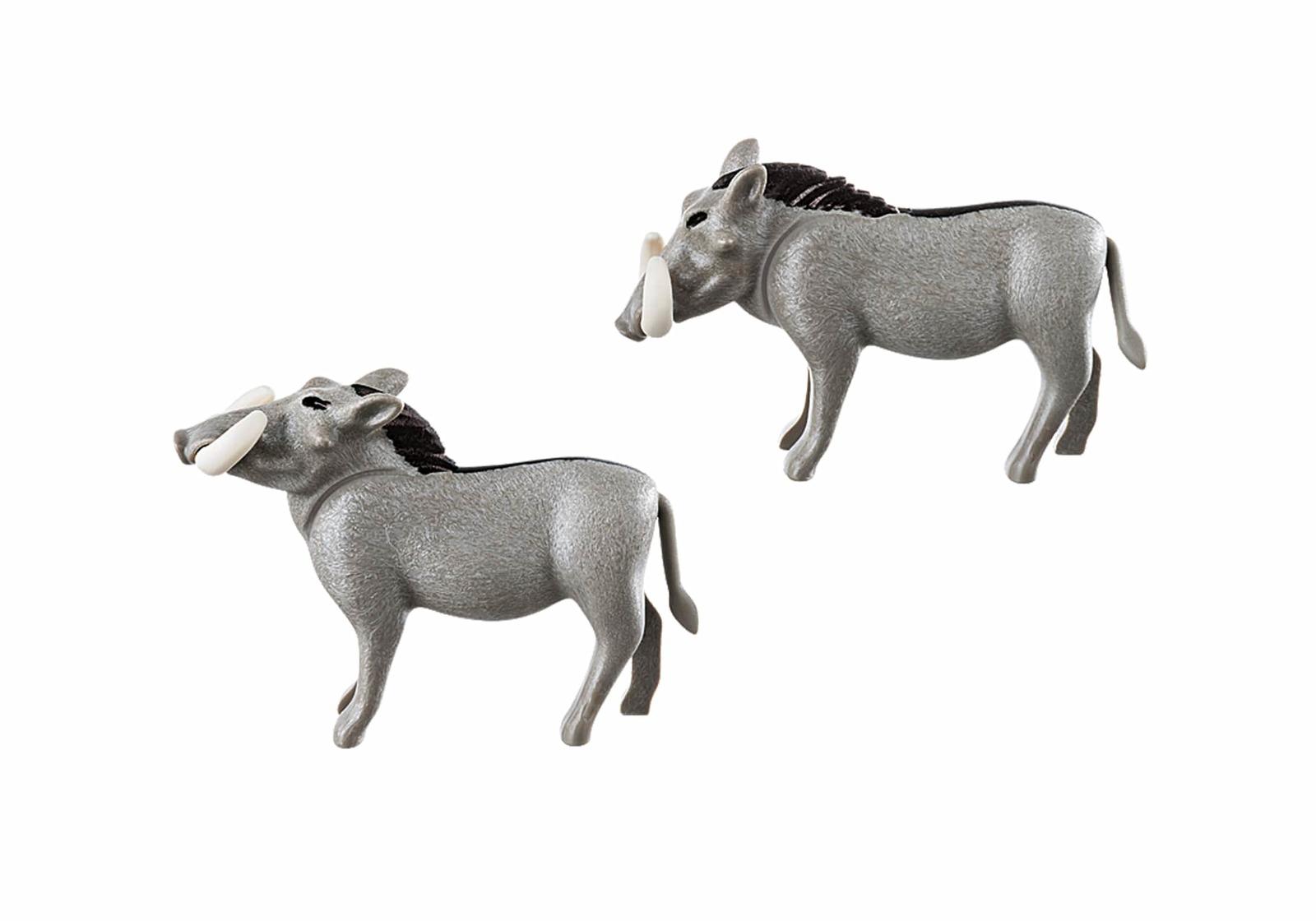 Playmobil: Wildlife - Warthogs image
