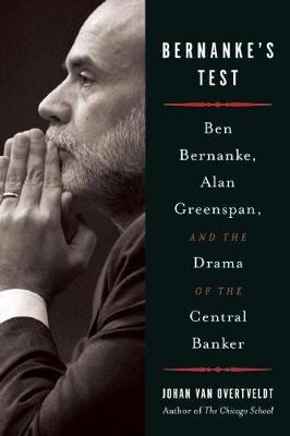 Bernanke's Test by Johan Van Overtveldt image