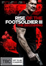 Rise of the Footsoldier 3 on DVD