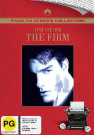 The Firm on DVD image