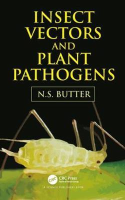 Insect Vectors and Plant Pathogens by Nachhattar Singh Butter image