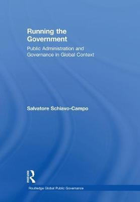 Running the Government by Salvatore Schiavo-Campo
