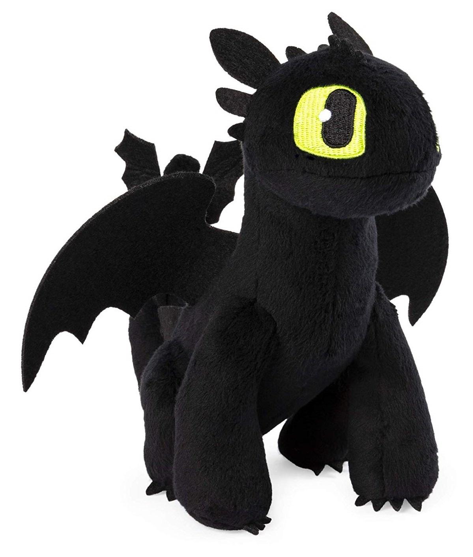 "How to Train Your Dragon: Toothless - 8"" Premium Plush image"