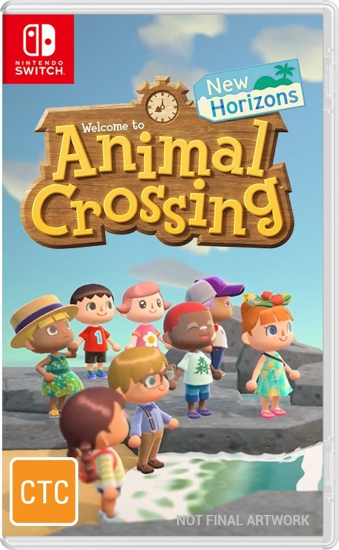 Animal Crossing New Horizons Screenshots At Mighty Ape