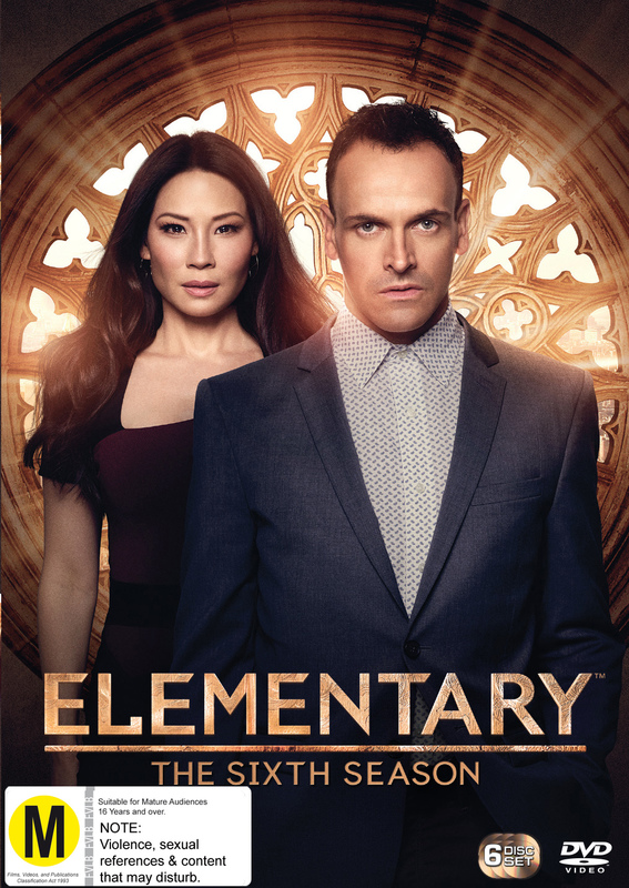 Elementary - The Sixth Season on DVD
