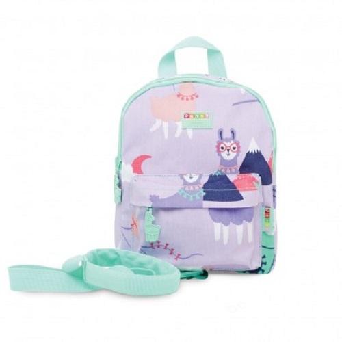 Penny Scallan: Mini Backpack School with Rein - Loopy Llama