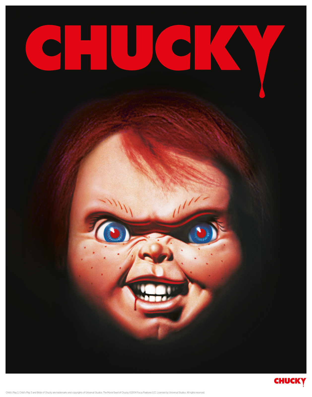 Child's Play: Premium Art Print - Chucky image