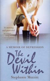 The Devil within: A Memoir of Depression by Stephanie Merritt image