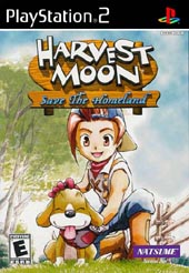 Harvest Moon: Save The Homeland for PlayStation 2