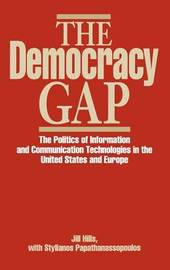 The Democracy Gap by Jill Hills